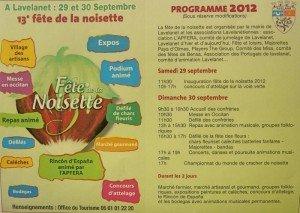 Lavelanet : 13° fête de la noisette dans Information 22-300x213