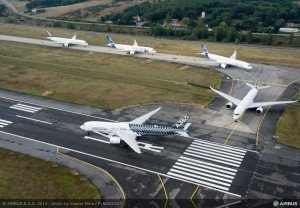 8 Airbus_A350XWB_Formation_Flight_-_Push-back_-_08