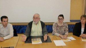 Le maire de Lavelanet en duo avec Jessica Miquel,